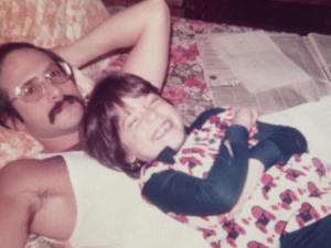 deb and dad childhood 2